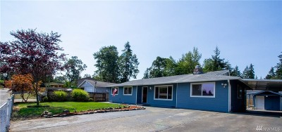 Spanaway Single Family Home For Sale: 16814 8th Ave E