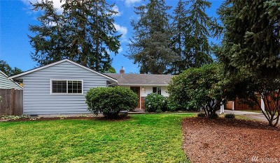 Edmonds Single Family Home For Sale: 7622 193rd Place SW