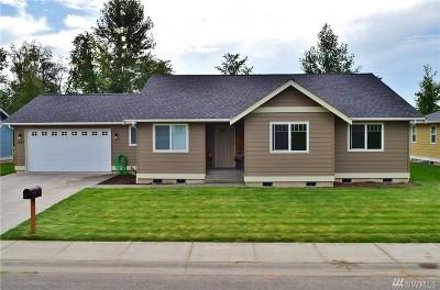 Sumas Single Family Home Sold: 1457 Boon Ave