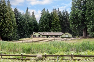 Single Family Home For Sale: 971 Sandy Point Rd