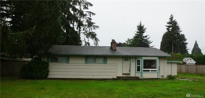 Marysville Single Family Home For Sale: 6604 50th Dr NE