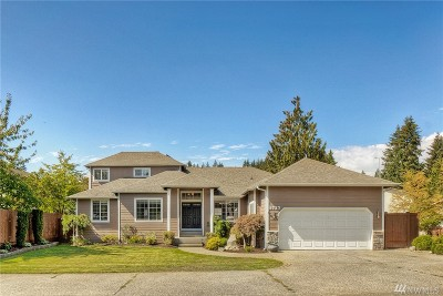 Puyallup Single Family Home For Sale: 8723 119th St Ct E