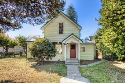 Burlington Single Family Home Sold: 615 S Holly St