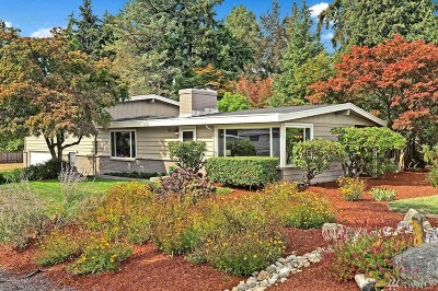 Shoreline Single Family Home For Sale: 224 N 201st St
