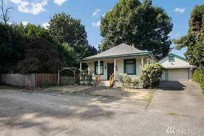 Auburn Single Family Home For Sale: 405 D St SE