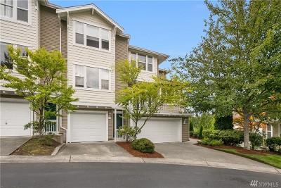 Bellevue Condo/Townhouse For Sale: 2680 139th Ave SE #4