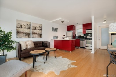 Condo/Townhouse For Sale: 1519 5th Ave W #3