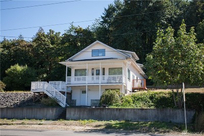 Winlock Single Family Home For Sale: 1122 SE 1st St