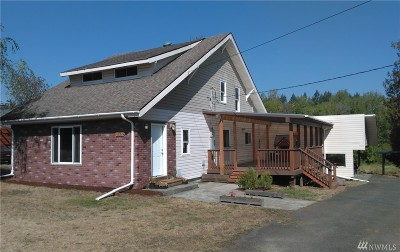 Tenino Single Family Home For Sale: 1358 Old Military Rd SE