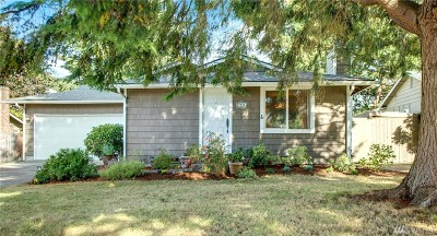 Newcastle Single Family Home For Sale: 7224 122nd Ave SE