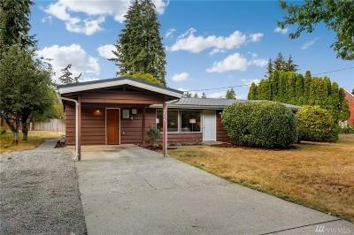 Kirkland Single Family Home For Sale: 8029 132nd Ave NE