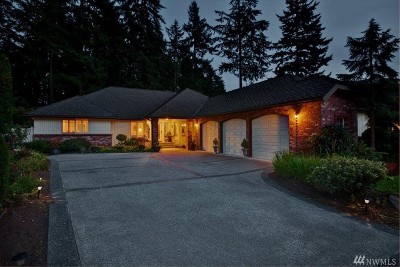 Federal Way Single Family Home For Sale: 33206 2nd Place SW