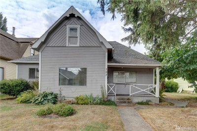 Single Family Home For Sale: 107 F St SE