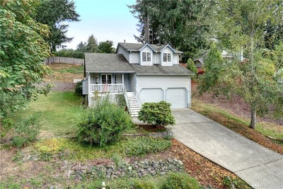 Gig Harbor Single Family Home Contingent: 6909 82nd Ave NW