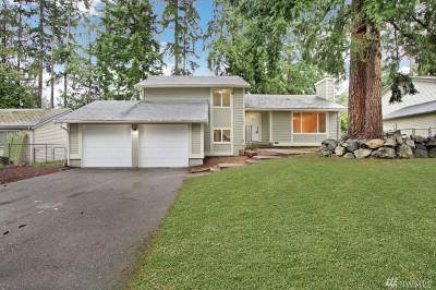 Port Orchard Single Family Home For Sale: 3940 SE Castlewood Dr