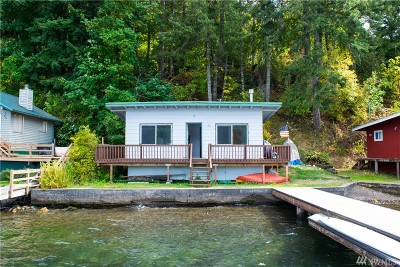 Olympia Single Family Home For Sale: 1217 Summit Lake Shore Rd NW