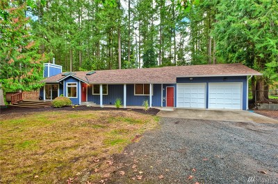 Sammamish Single Family Home For Sale: 811 211th Place NE