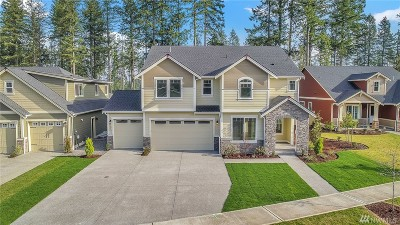 Lacey Single Family Home For Sale: 4302 Bogey Dr NE #Lot45