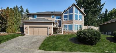 Lakeland Hills Single Family Home For Sale: 1154 57th Dr SE