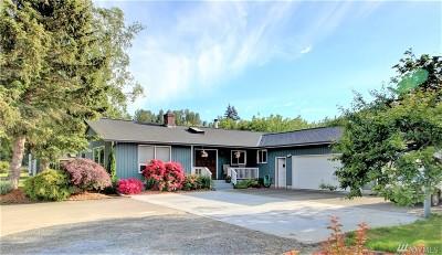 Bellingham Single Family Home For Sale: 2835 Goshen Rd