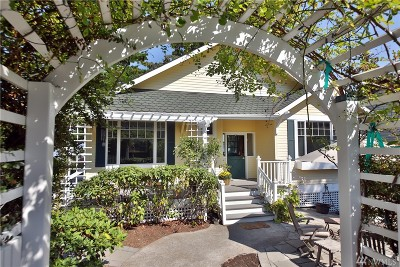 Single Family Home For Sale: 420 1st St