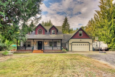 Olympia Single Family Home For Sale: 8919 Steamboat Island Rd NW
