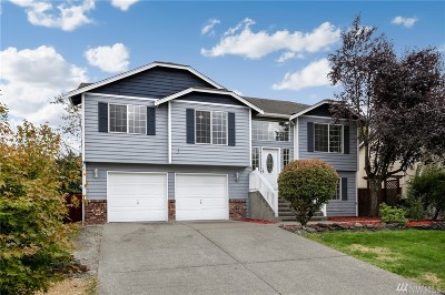 Spanaway Single Family Home For Sale: 8328 200th St Ct E