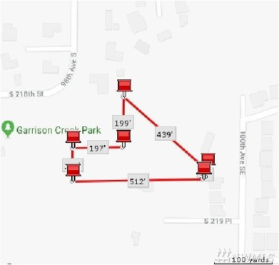 Kent Residential Lots & Land For Sale: 21915 99th Place S