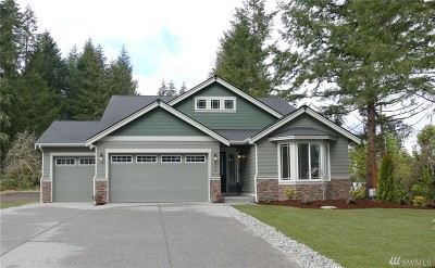 Thurston County Single Family Home For Sale: 2401 Lilly Rd NE