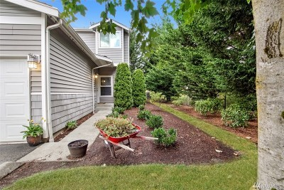 Puyallup Condo/Townhouse Contingent: 617 7th St SE #26