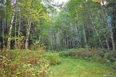Snohomish County Residential Lots & Land For Sale: Mountain Loop Hwy