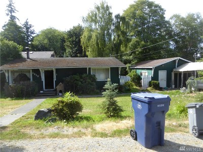 Anacortes Single Family Home Pending: 1518 J Ave