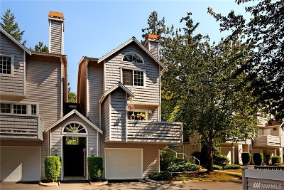 Issaquah Condo/Townhouse For Sale: 601 12th Ave NW #D4