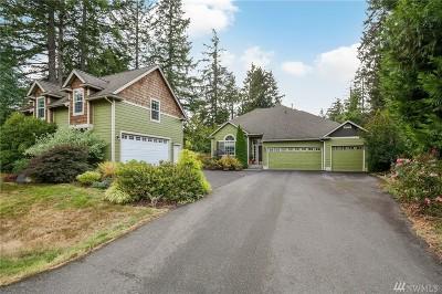 Thurston County Single Family Home For Sale: 6703 Garrett Ct NE