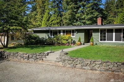 Kirkland Single Family Home For Sale: 12220 NE 65th St