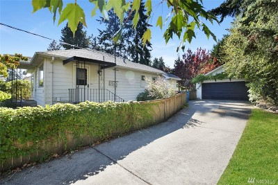Shoreline Single Family Home For Sale: 15721 Ashworth Ave N