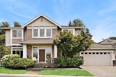Kenmore Single Family Home For Sale: 18007 NE 81st Lane NE