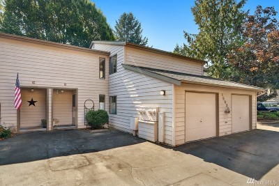 Burien Condo/Townhouse For Sale: 15630 8th Ave SW #B