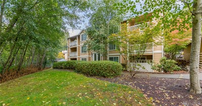 Des Moines Condo/Townhouse For Sale: 23410 18th Ave South #F101