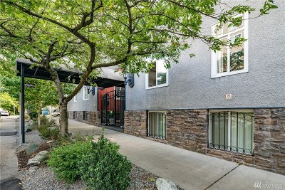 Seattle Condo/Townhouse For Sale: 403 Terry Ave #2
