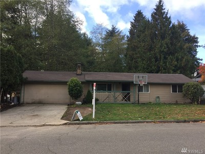 Federal Way Single Family Home For Sale: 33275 26th Place SW
