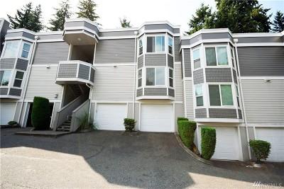 Bellevue Condo/Townhouse For Sale: 4210 Factoria Blvd SE #A6