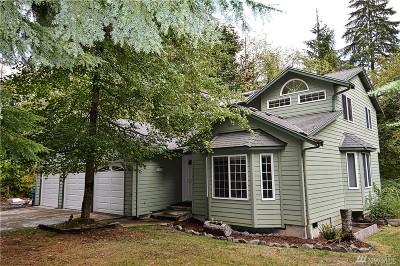 Auburn Single Family Home For Sale: 32920 206th Place SE