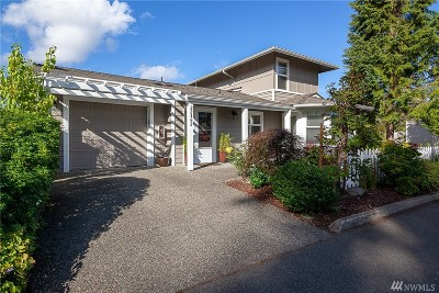 Issaquah Condo/Townhouse For Sale: 22462 SE 37th Terr