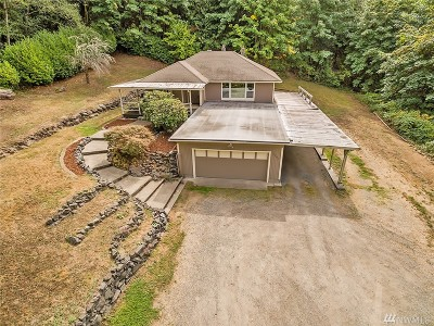Port Orchard Single Family Home For Sale: 2388 Anderson Hill Rd SW