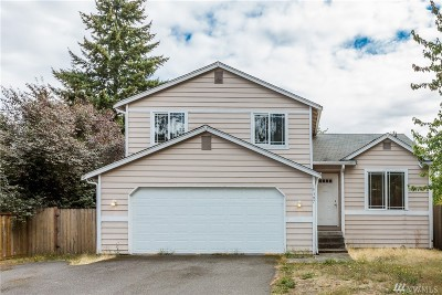 Spanaway Single Family Home For Sale: 19307 8th Ave E
