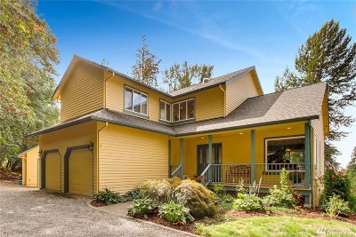 Issaquah Single Family Home For Sale: 27113 SE 154th Place