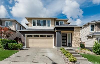 Auburn Single Family Home For Sale: 5511 Franklin Ave SE