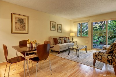 Condo/Townhouse Sold: 275 W Roy St #117