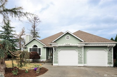 Anacortes Single Family Home Sold: 3920 W 6th St